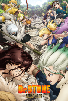 Dr. Stone Stone Wars